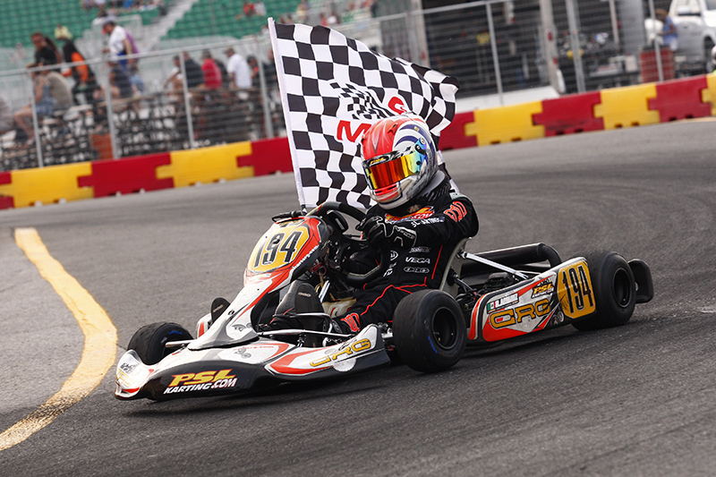 OVER 20 PODIUM FINISHES FOR TEAM PSL KARTING AND CRG DRIVERS AT THE EASTERN CANADIAN KARTING CHAMPIONSHIP