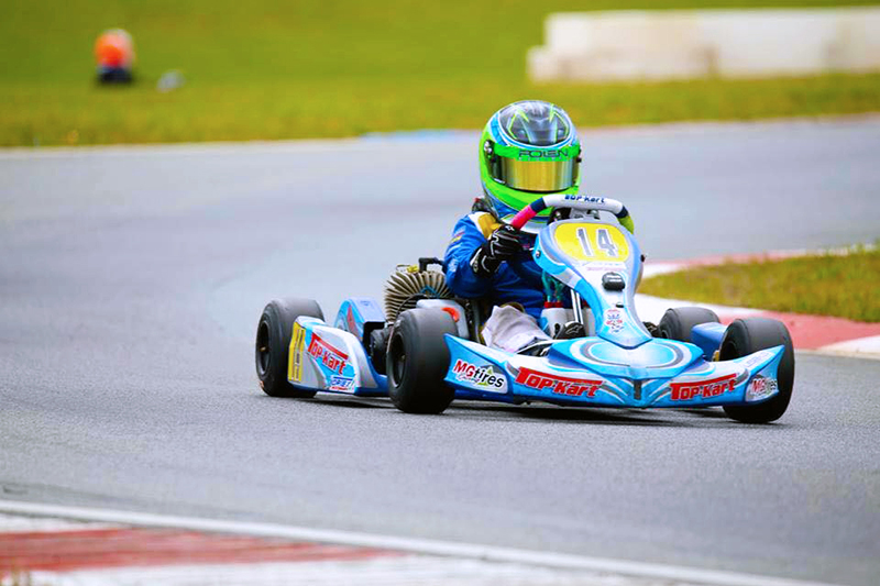 KADEN WHARFF JOINS TOP KART USA FOR 2016 SEASON
